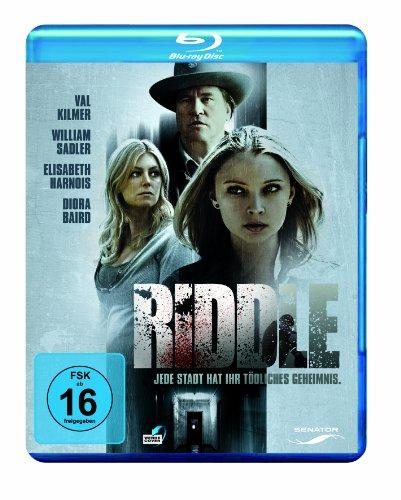 Blu-ray - Riddle - Jede Stadt hat ihr tödliches Geheimnis