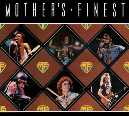 Mother's Finest - o. Titel (Remastered) (Limited Edition) (Red) (Vinyl)