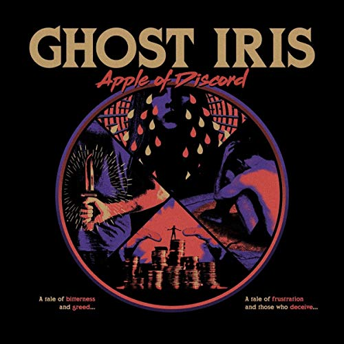 Ghost Iris - Apple Of Discord