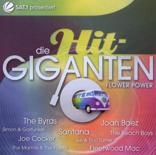 Sampler - Die Hit-Giganten - Flower Power
