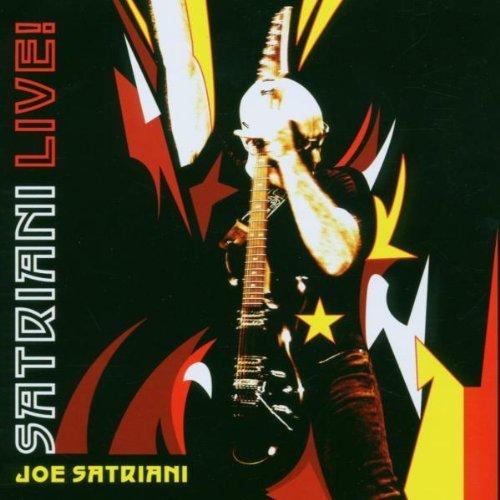 Joe Satriani - Satriani Live