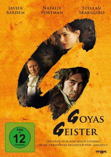 DVD - Goyas Geister