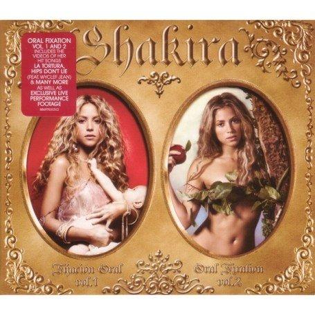 Shakira - Oral Fixation 1 & 2 (2CD 1DVD)