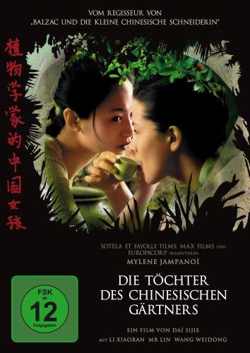 DVD - Die Töchter des chinesischen Gärtners