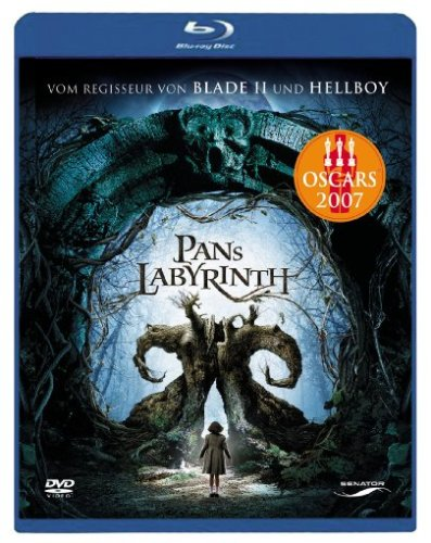 Blu-ray - Pans Labyrinth (Limited Steelbook Edition)