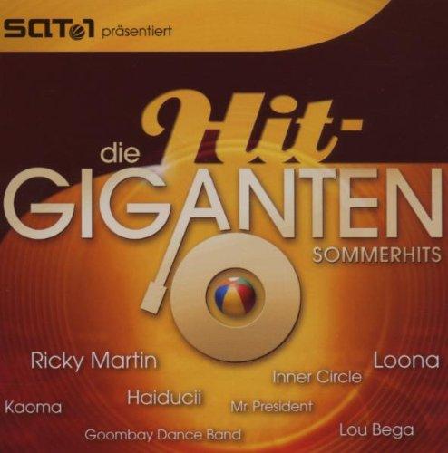Sampler - Die Hit-Giganten - Sommerhits
