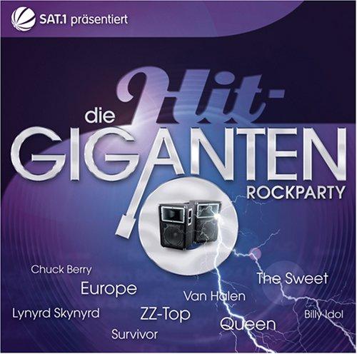 Sampler - Die Hit-Giganten - Rockparty