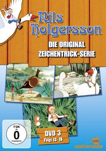 DVD - Nils Holgersson - DVD 3 (Folge 13-18)
