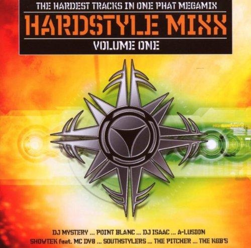 Sampler - Hardstyle Mixx Vol.1