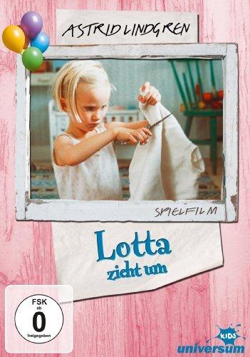 DVD - Lotta zieht um (Lindgren)