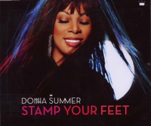 Summer , Donna - Stamp Your Feet (Maxi)