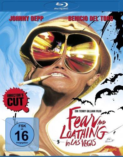 Blu-ray - Fear and Loathing in Las Vegas (Director's Cut)