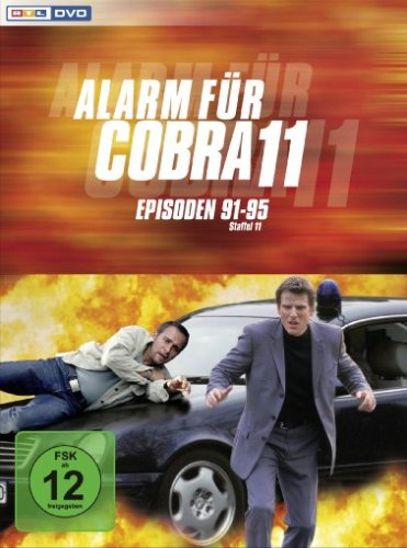- Alarm für Cobra 11 - die Autobahnpolizei: Staffel 11