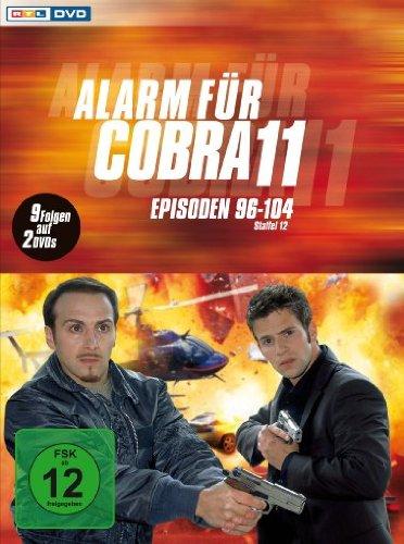 DVD - Alarm für Cobra 11 - Staffel 12