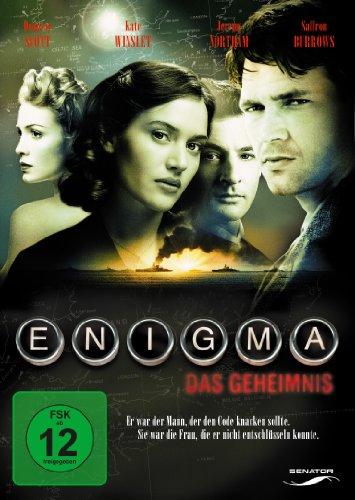 DVD - Enigma - Das Geheimnis