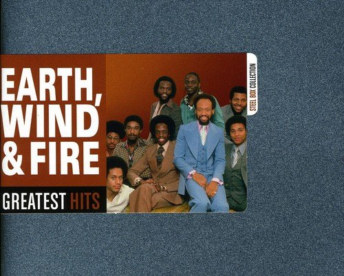 Earth, Wind & Fire - Greatest Hits (Steel Box Collection)