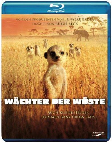 Blu-ray - Wächter der Wüste