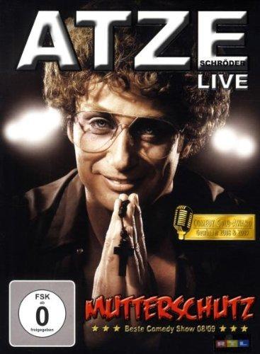 - Atze Schröder - Mutterschutz live (2 DVDs)
