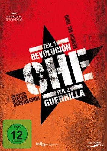 DVD - Che Teil 1 2 Revolucion / Guerilla