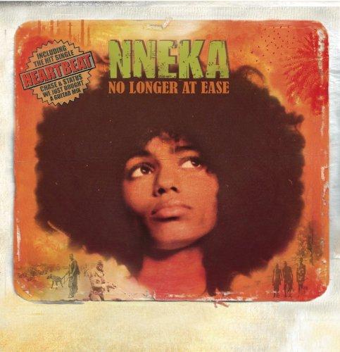 Nneka - No longer at ease (inkl. Maxi Single)