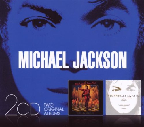 Jackson , Michael - Blood On The Dancefloor / Invincible (Two Original Albums)
