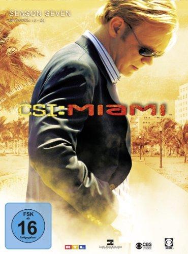 DVD - CSI: Miami - Staffel 7.2 (Episoden 13-25)