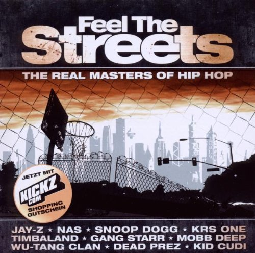 Sampler - Feel The Streets - The Real Masters Of Hip Hop