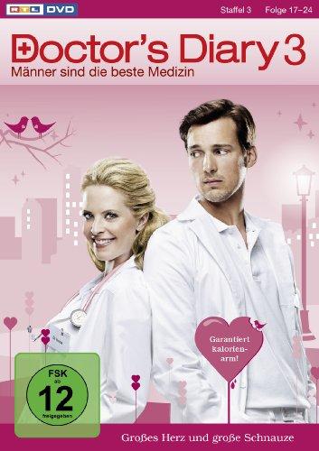 DVD - Doctor's Diary - Männer sind die beste Medizin - Staffel 2 (Folge 17 - 24)