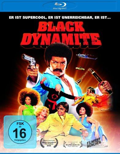 Blu-ray - Black Dynamite
