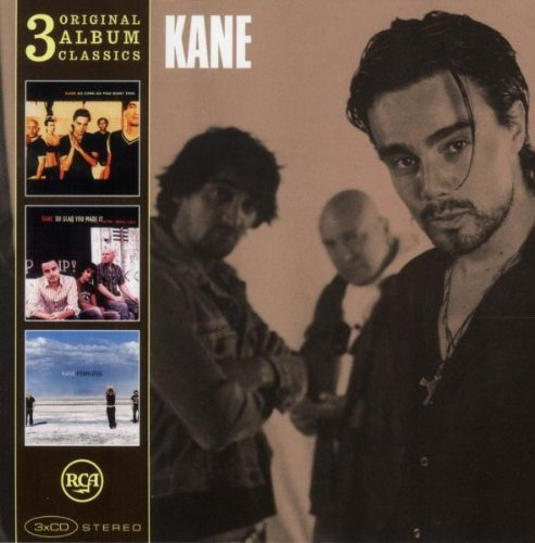 Kane - 3 Original Album Classics (As Long AS You Want Me / So Glad You Made It / Fearless)