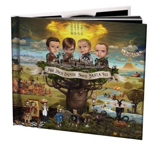 Die Fantastischen Vier - Für Dich Immer Noch Fanta Sie (Premium Album im Ecolbook)
