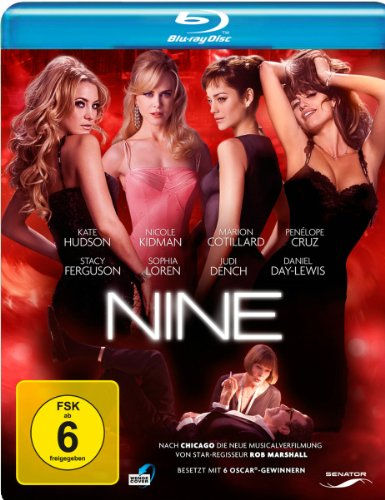 Blu-ray - Nine [Blu-ray]