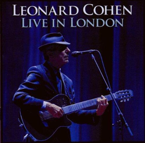 Cohen , Leonard - Live in London