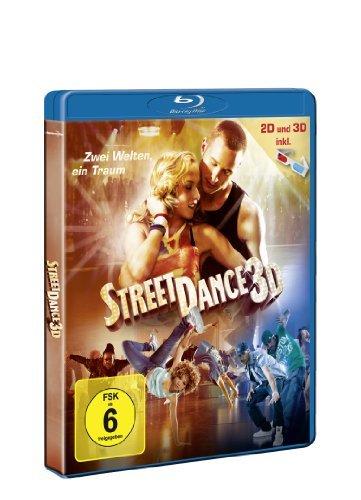 Blu-ray - Street Dance 3D