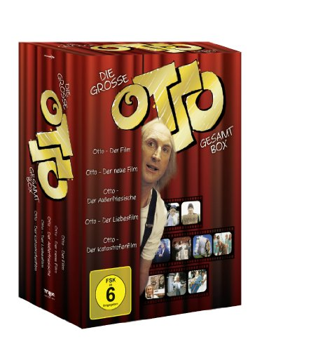 DVD - Otto - Die große Otto-Gesamt-Box [5 DVDs]
