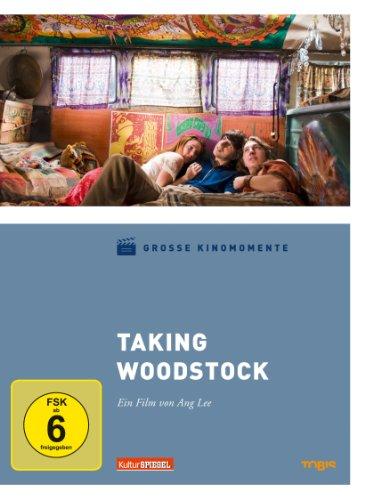 DVD - Taking Woodstock (KulturSpiegel / Grosse Kinomomente 59)