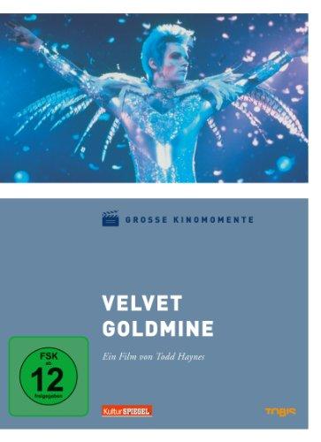 DVD - Velvet Goldmine (KulturSpiegel / Grosse Kinomomente 91)