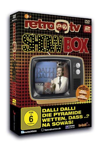 DVD - Retro TV Show Box [2 DVDs]