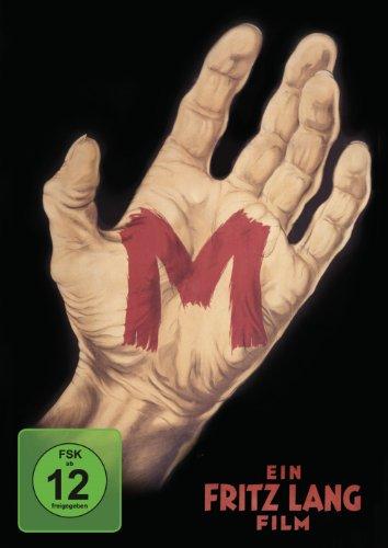 DVD - M - Eine Stadt sucht einen Mörder (80th Anniversary 2-Disc-Edition)