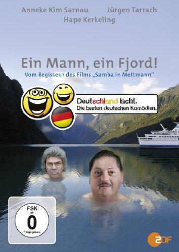 DVD - Ein Mann, ein Fjord!