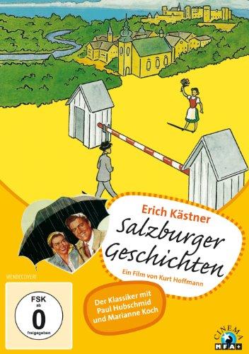 DVD - Salzburger Geschichten (Erich Kästner)