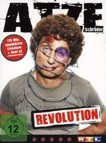 DVD - Atze Schröder - Revolution (Limited Edition)