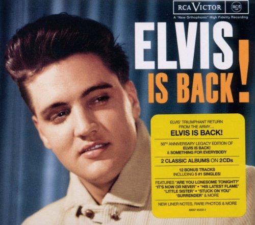 Presley , Elvis - Elvis Is Back (Legacy Edition)
