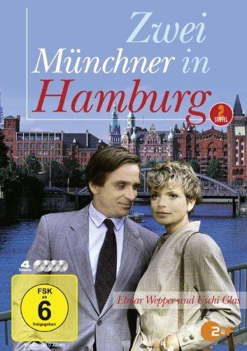 - Zwei Münchner in Hamburg - Staffel 2 (Jumbo Amaray - 4 DVDs)