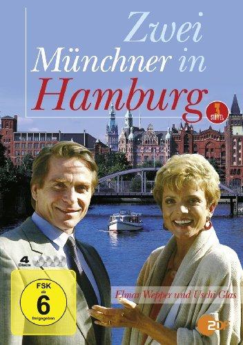 DVD - Zwei Münchner in Hamburg - Staffel 3