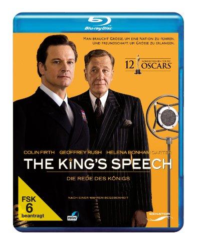Blu-ray - The King's Speech - Die Rede des Königs