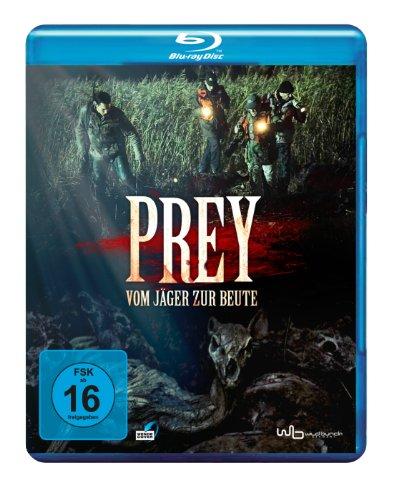 Blu-ray - Prey - Vom Jäger zur Beute