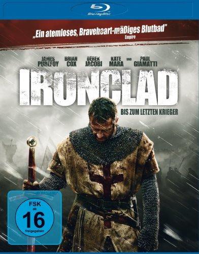 Blu-ray - Ironclad - Bis zum letzten Krieger