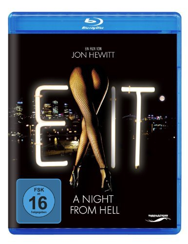 Blu-ray - Exit - A Night From Hell