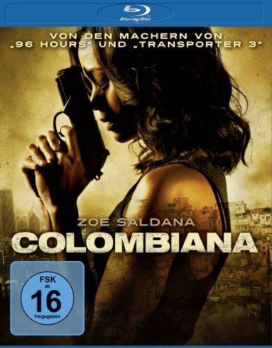 Blu-ray - Colombiana